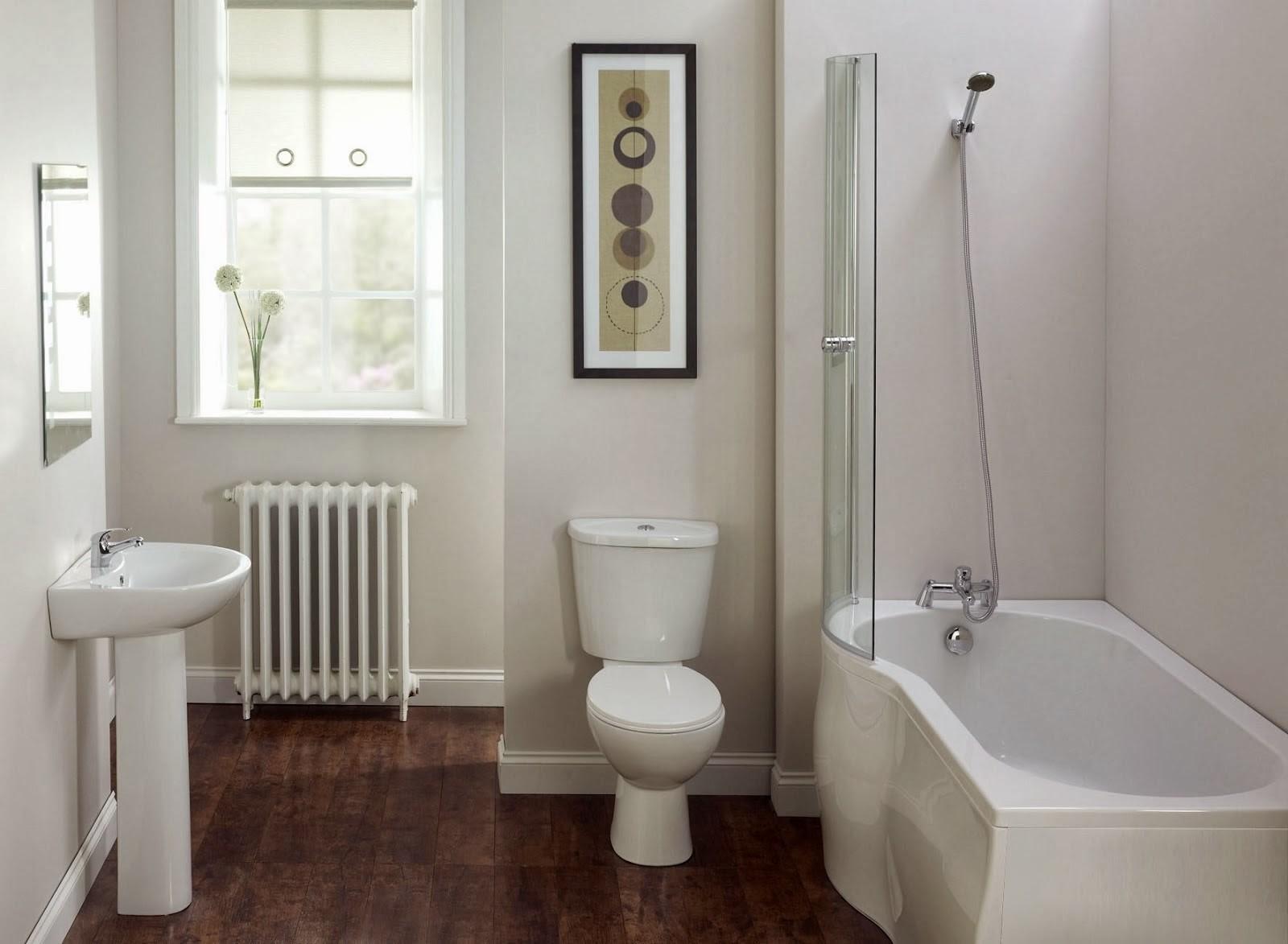 4 sinar lampu kamar mandi