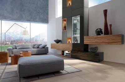 dekorasi ruang tamu rumah sederhana