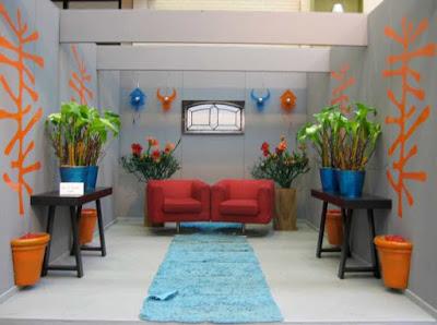 foto cat interior rumah minimalis