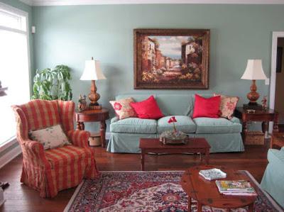 foto interior rumah sederhana