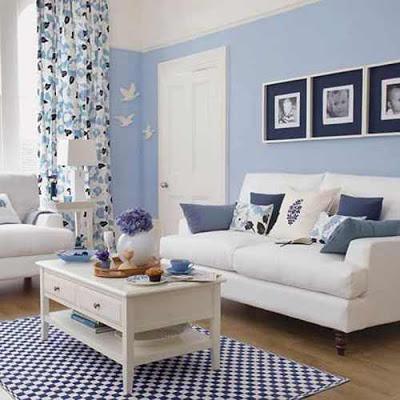 foto ruang tamu rumah sederhana