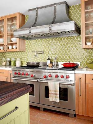 gambar foto interior dapur rumah minimalis