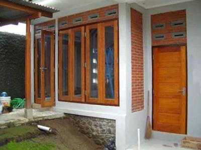 gambar jendela depan rumah minimalis