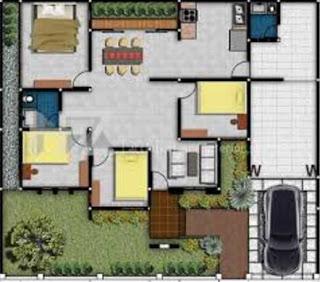 gambar rumah sederhana 4 kamar