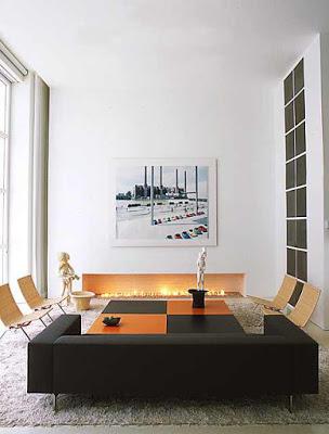 interior ruang tamu rumah sederhana