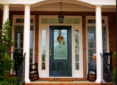 jendela pintu rumah minimalis