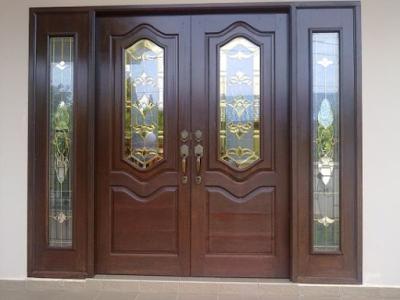 model jendela pintu rumah minimalis