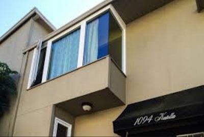 model jendela sudut rumah minimalis