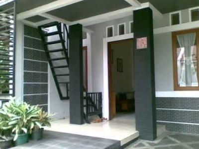 pintu dan jendela depan rumah minimalis