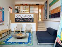 Desain Interior Rumah Yang Fleksibel
