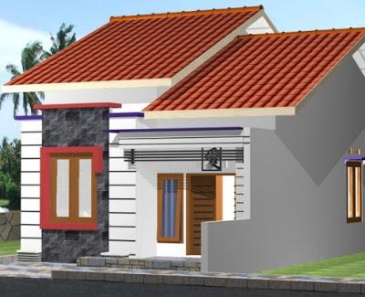 bentuk Atap Rumah minimalis Idaman