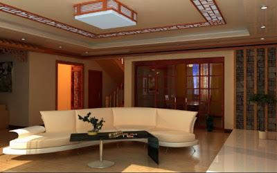 bentuk Plafon Rumah Minimalis Modern