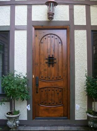 contoh foto pintu rumah minimalis