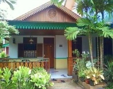 contoh rumah model kampung modern