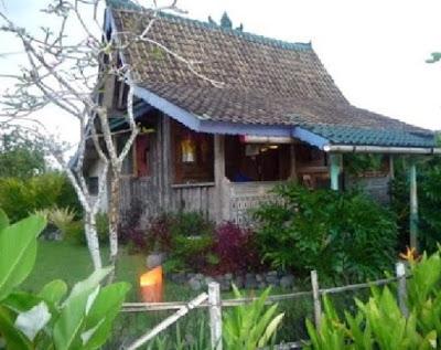 contoh rumah sederhana di kampung