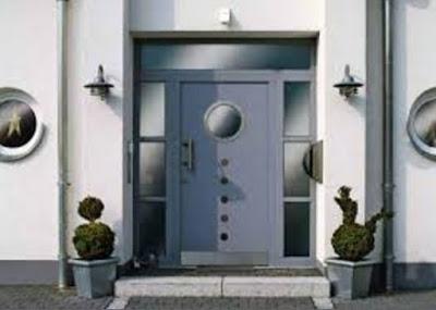 desain Pintu Rumah idaman