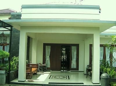 desain Teras Rumah Idaman