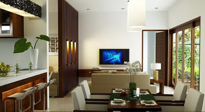 desain dapur interior rumah minimalis type 36