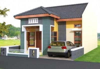 desain gambar rumah minimalis type 36 72