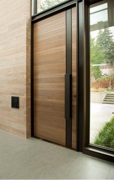 desain pintu rumah minimalis klasik
