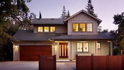 desain rumah minimalis 2 lantai terbaru modern dan simpel