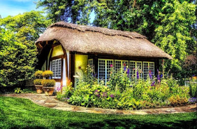 foto bentuk rumah sederhana tapi elegan
