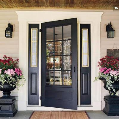 foto pintu rumah minimalis terbaru