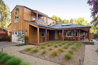 foto rumah kayu mewah