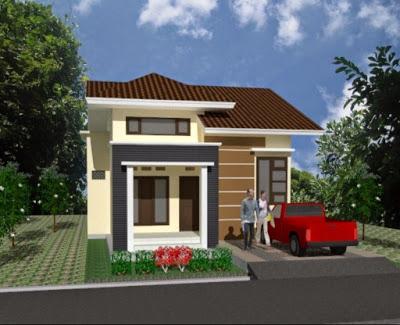 foto rumah minimalis sederhana type 36
