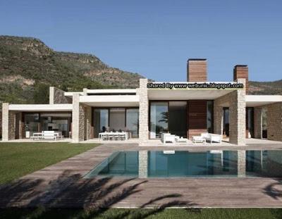 foto rumah paling mewah dan indah di dunia