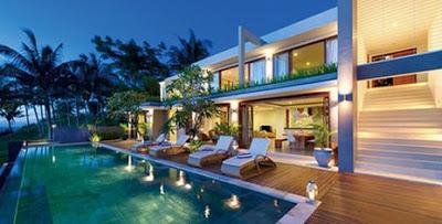 foto rumah paling mewah di asia