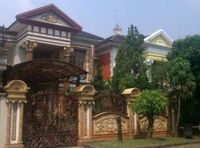 foto rumah termewah di indonesia milik amad dhani