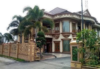 foto rumah termewah milik selebriti indonesia