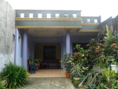 foto taman untuk rumah minimalis