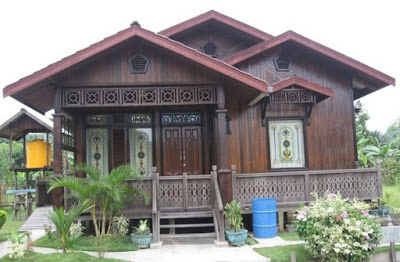 gambar Rumah Minimalis Sederhana dari Kayu