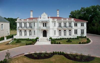 gambar dan foto rumah paling mewah di dunia