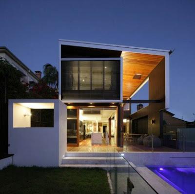 gambar foto rumah minimalis 2 lantai