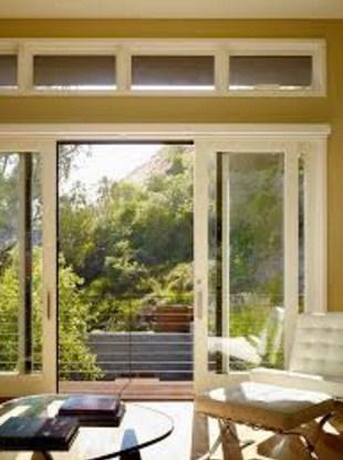 gambar pintu kaca ruang tamu minimalis