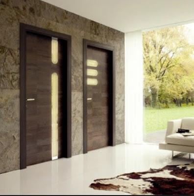 gambar pintu rumah minimalis 1 lantai modern