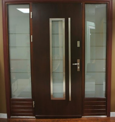 gambar pintu rumah minimalis sederhana
