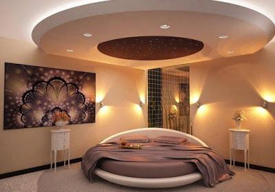 gambar plafon kamar tidur idaman