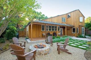 gambar rumah kayu mewah