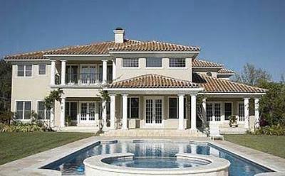 gambar rumah mewah artis hollywood beyonce