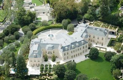 gambar rumah mewah selebriti dunia