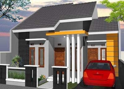 gambar rumah minimalis 1 lantai tipe 36