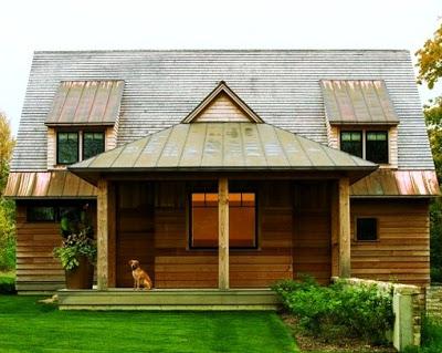 gambar rumah minimalis dari kayu modern