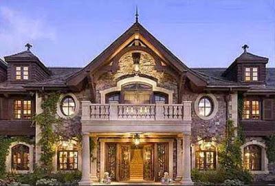gambar rumah paling mewah di dunia milik agam william