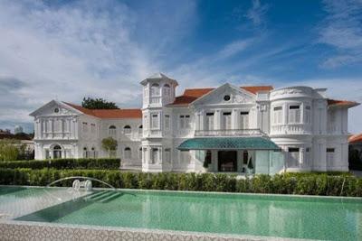 gambar rumah paling mewah indah di dunia
