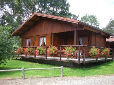 model Rumah Minimalis Sederhana dari Kayu