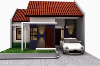 model gambar rumah minimalis type 36 72